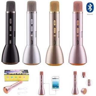 K088 Wireless Bluetooth Karaoke Microphone