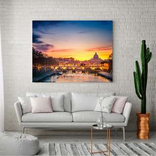 Canvas / Poster Prints - Scenery City - CT0042