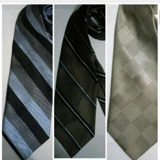 MA130 Take All Three for 200 Imported Necktie