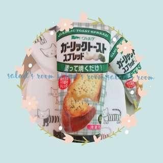 🍞蒜蓉吐司抺醬