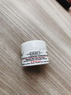 KIEHL'S ULTRA FACIAL OVERNIGHT HYDRATING MASQUE for all skin type