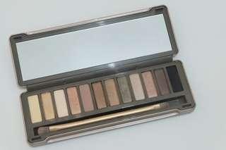 Urban Decay Eyeshadow Naked II Palette