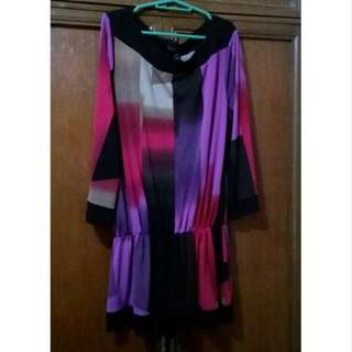 Plus Size Style&Co. Abstract Blouse