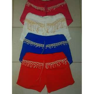 Trendy Adult Shorts -Php 40.00