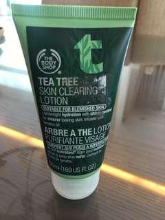 Tea Tree Skin Clearing Lotion