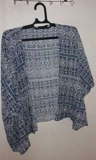 Tribal blue outer