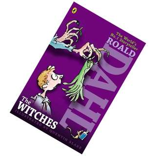 The Witches by Roald Dahl,  Quentin Blake (Illustrator)