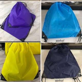 Swimming drawstring bag- goody bag, goodies bag gift, goodie bag packages
