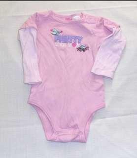 Charity Sale! Authentic Osh Kosh Bgosh Babygirl Pretty Like Mom Pink Onesie 6 Months