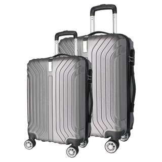 2 in1SONIC Luggage Bag ABS 4 Wheel Protector Travel Suit Case