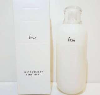 升級版 IPSA Metabolizer Sensitive 1 更生活化抗敏乳液 175ml