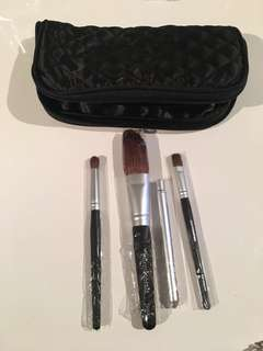 Purminerals brush set