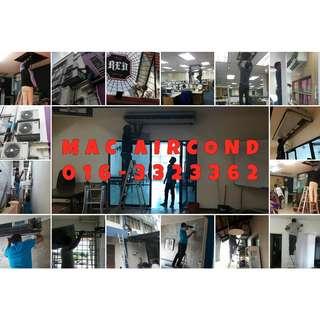 Aircond service/repair/Installation Kota Damansara/KL & Selangor PROMOTION NOW !!!!