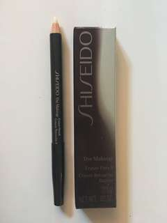 Shiseido makeup eraser pencil