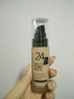 NEW! CATRICE 24H (with anti oxidant) FOUNDATION