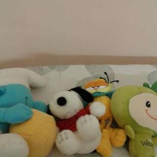 Toys Bundle (4 toys)