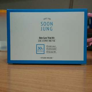 Skin Care Soon Jung