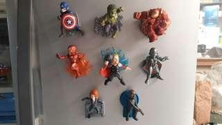 avengers ref magnet toys
