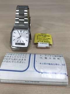 Seiko Vintage 1986 LCD H601-5060