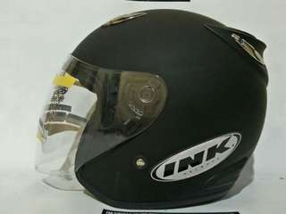 Helm basic centro stiker ink