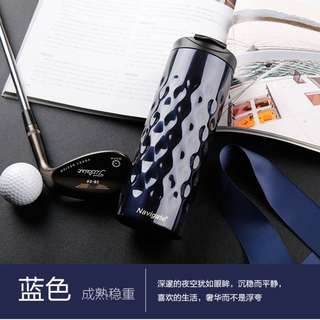Flask Stainless Steel Insulated Vacuum - Business Gift For Hot Or Cold