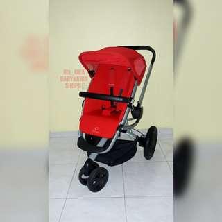 Quinny buzz 3 RED REVOLUTION [Baby&Kids stroller]