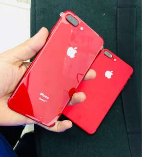 iphone 8plus product Red original