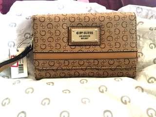 Guess wallet beige