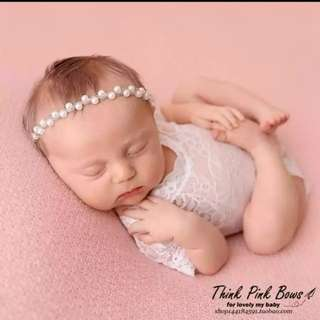 Newborn Photography Lace Outfit