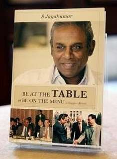 Be at the table