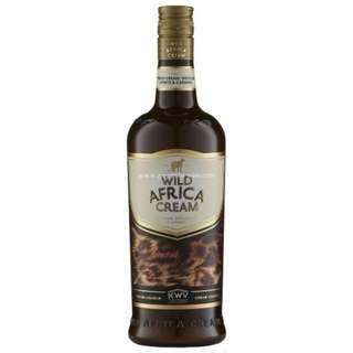 Wild Africa Cream Liqueur 南非非洲豹朱古力甜酒