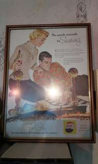 1950年代,百事廣告
