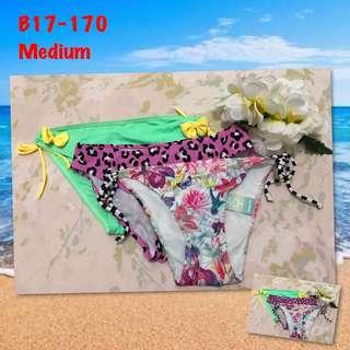 3pcs Ladies Bikini bottom