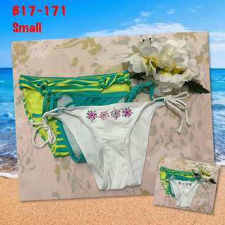 3pcs Ladies Bikini bottom