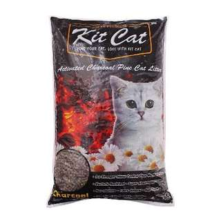 Kit Cat Charcoal Pine litter 20lb
