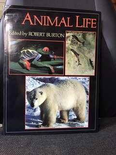 Book on animal life