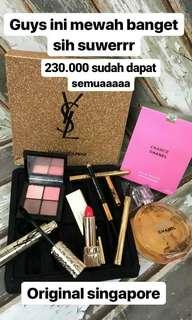 [PROMO] Make up set YSL free Parfume Chanel