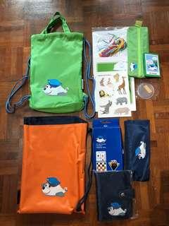Drawstring Travel Kits