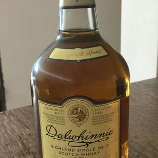 [高地甜身]威士忌 Dalwhinnie 15 Years Single Malt Whisky 1L
