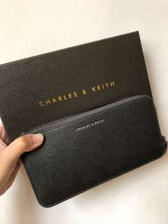 🚚 Charles Keith 長夾 小CK
