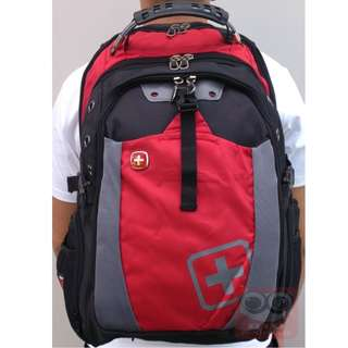 "SwissGear Backpack Q19 Travel and Fit Most 13"" to 15˝ Laptop"