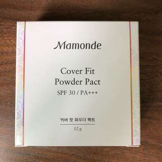 Mamonde Fit Powder Pact (22 Natural Beige)