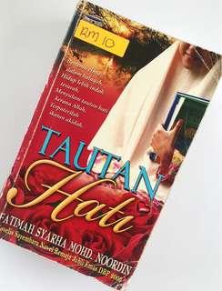 Tautan Hati by Fatimah Syarha Mohd Noordin