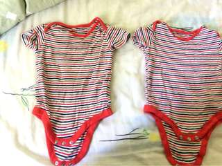 Bodysuit twin set