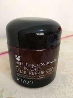 Mizon Snail all in one Repair Cream