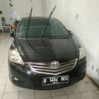Vios g 2010 facelife matic, istimewa