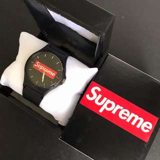 Supreme watch