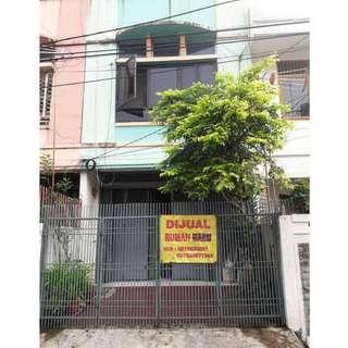 Dijual Ruko (rumah) 3 lantai kawasan strategis