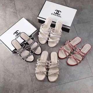 Chanel in flat