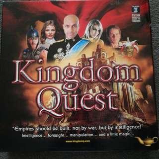 Kingdom Quest Board Game